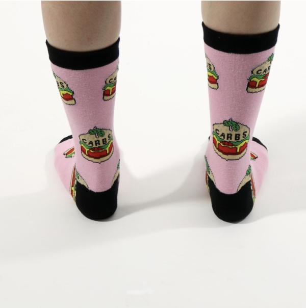 Carbs Socks3