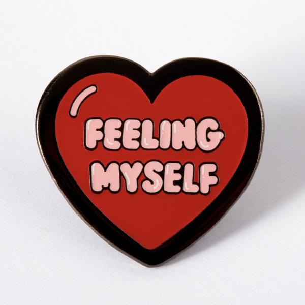 Feeling Myself Pin