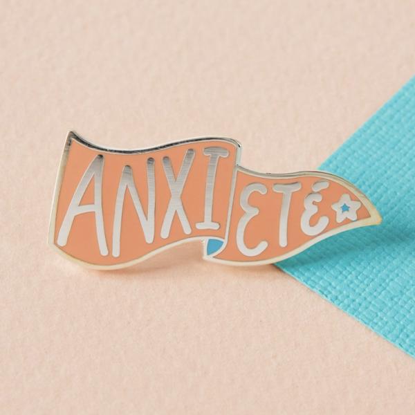 Anxiete Pin