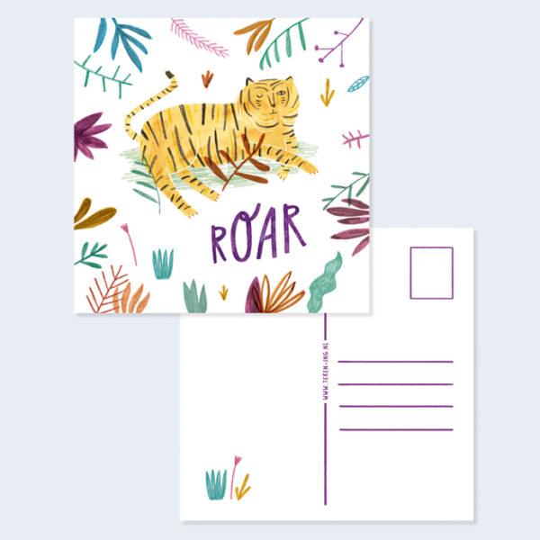 Roar Kaart