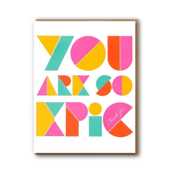 You are Epic