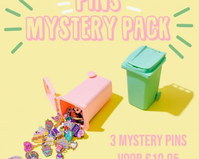 Pins Mystery Pack