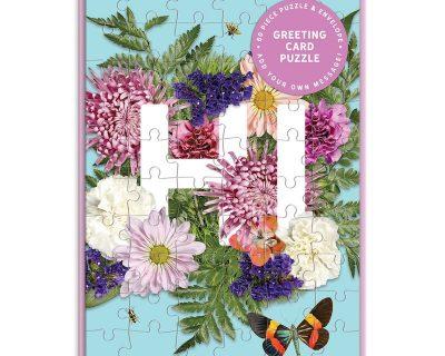 Hi! Puzzelkaart – 60 stukjes