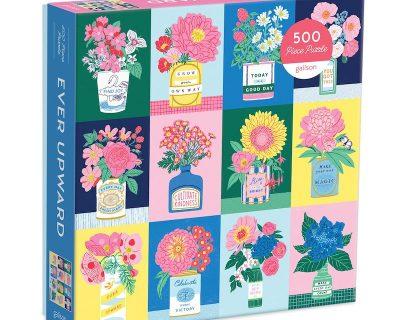 Positive Flowers Puzzel – 500 stukjes