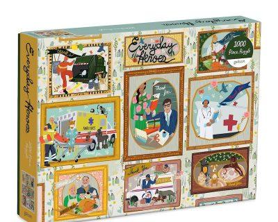 Everyday Heroes Puzzel – 1000 stukjes